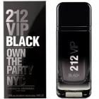 Carolina Herrera 212 VIP Black Own The Party NYC edp для мужчин
