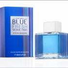 Antonio Banderas Blue Fresh Seduction edt Men