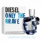 Diesel only the brave edt men 75 ml