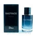 Christian Dior SAUVAGE edt men 100 мл