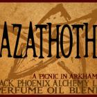 Black Phoenix Alchemy Lab A Picnic in Arkham - Azathoth - мужской аромат