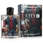 City Parfum 3D Jeans Original - мужской аромат