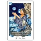 унисекс аромат - Esscentual Alchemy Gaian Tarot Series - The Moon