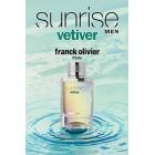 мужской аромат - Franck Olivier Sunrise Vetiver