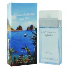 DOLCE & GABBANA Light Blue Love in Capri 100 ml edt