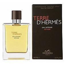 Hermes Terre D'Hermes Eau Intense Vetiver 100 ml edp men