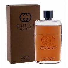 Gucci Guilty Absolute Pour Homme edp men 90 ml