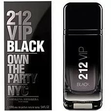 Carolina Herrera 212 VIP Black Own The Party NYC edp для мужчин