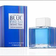 Antonio Banderas Blue Fresh Seduction edt Men