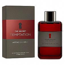 Antonio Banderas The Secret Temptation men