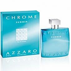 Azzaro Chrome Summer Pour Homme men