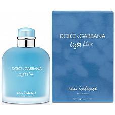 Dolce Gabbana Light Blue intense edt для мужчин 125 мл.