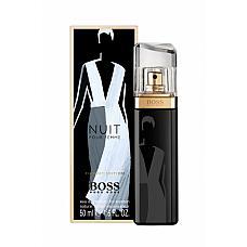 Hugo Boss Nuit Runway Edition для женщин 75 мл edp