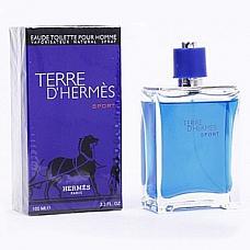 Hermes Terre D Hermes Sport edt men 100 ml