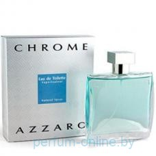 Azzaro Chrome for men EDT 100 мл