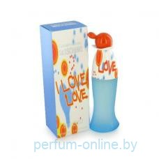 Moschino - I Love Love for EDT Women 100 ml