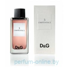 Dolce Gabbana L`Imperatrice 3 woman 100 мл