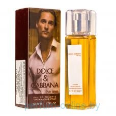 Миниатюра 50 мл. Dolce Gabbana The One для мужчин
