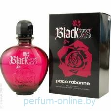Paco Rabanne Black XS edt women 80 ml