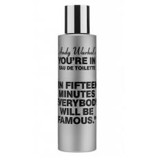 Comme des Garçons Parfums Andy Warhol's You're In - унисекс аромат