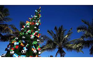Новогодние традиции мира