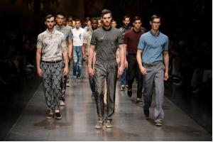 Самые яркие тренды мужской летней моды