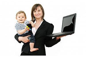 Мама или деловая женщина? Что выбрать?
