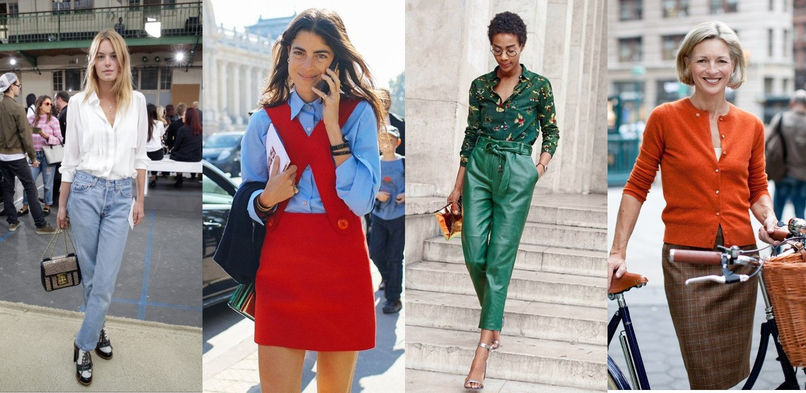 Как всегда выглядеть модно?