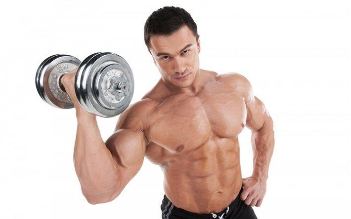 Похудеть легче, чем накачаться