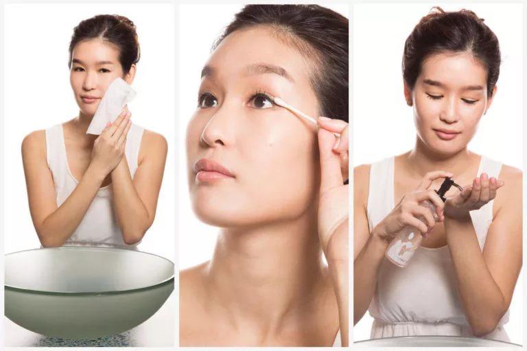 Корейская система по уходу за кожей лица