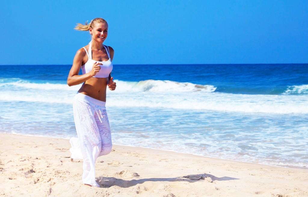 Как активный образ жизни влияет на внешность женщины?