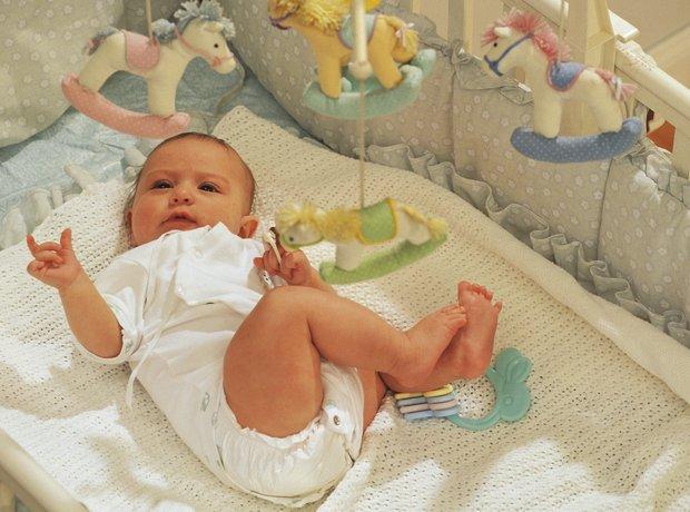 Правильно ли развивается малыш
