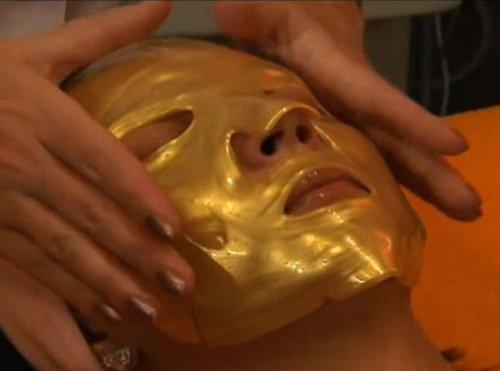 Золотая тайна Клеопатры – спа-процедура золотая нано-маска