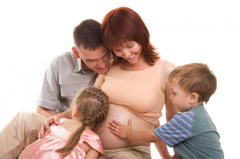тот к батбшке при беременности этом деле