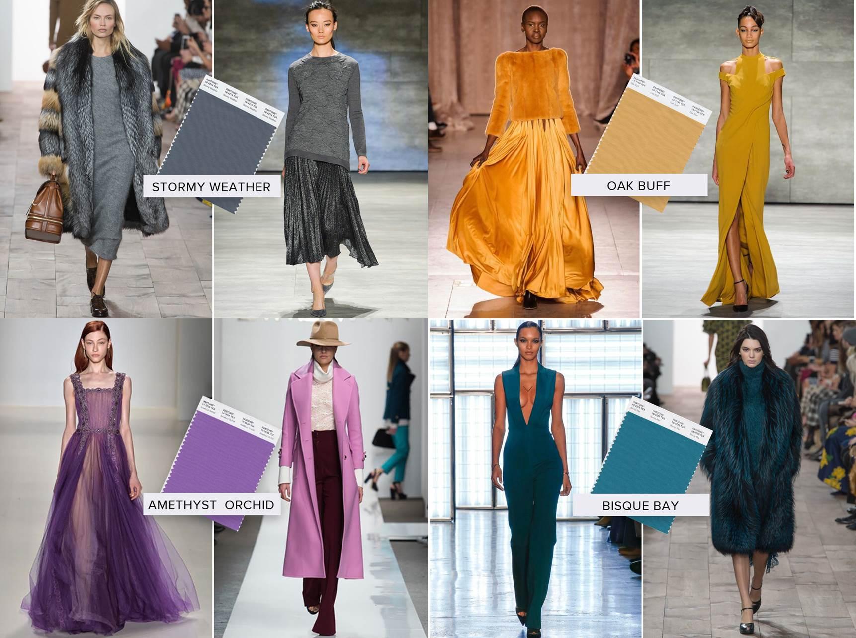 Модная Одежда И Модный Цвет 2017
