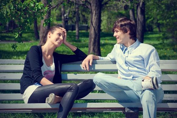 знакомиться с девушкой не почему мужчина понравившейся