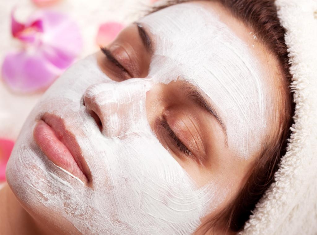 Как успокоить лицо после маски