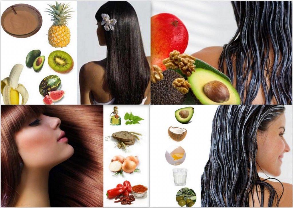 Быстро и эффективные маски для волос в домашних условиях 153