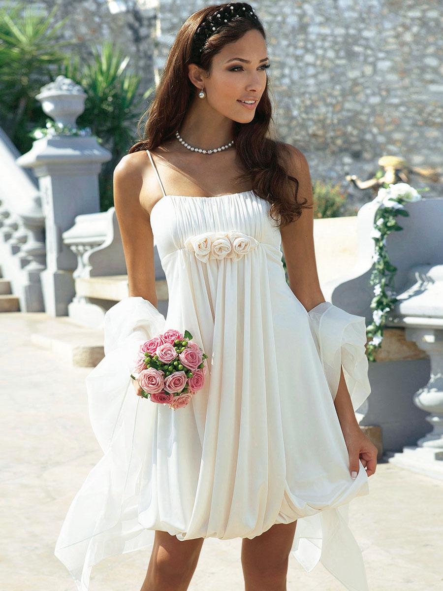 62 Красивые белые летние платья